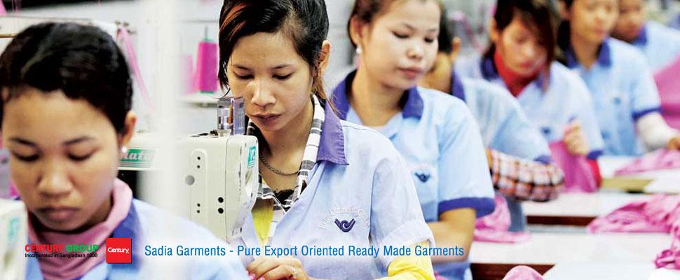 Sadia Garments Ltd